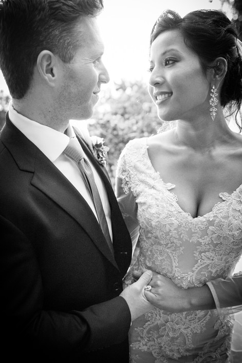 Carmel Bride and Groom Session