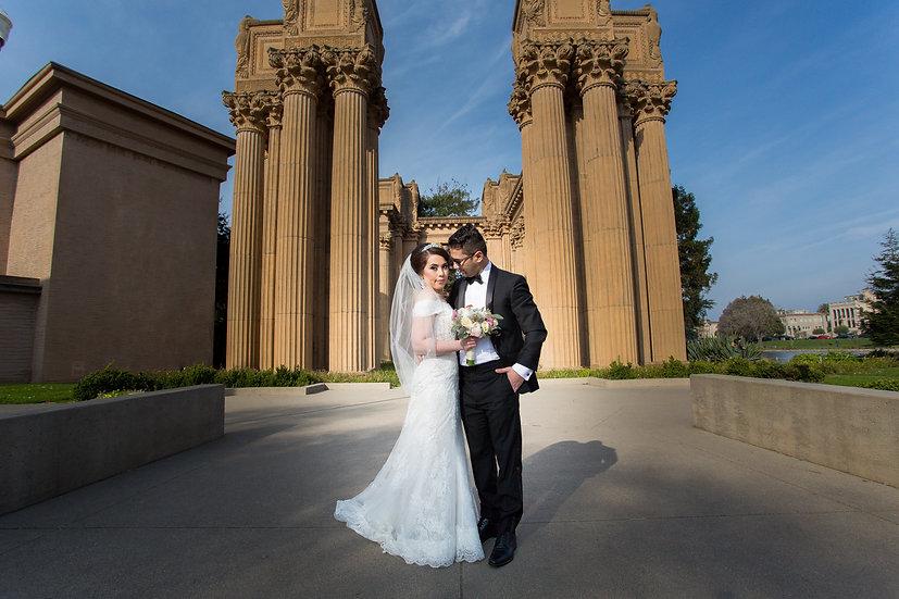Amethyst Wedding Video Coverage 8 Hours