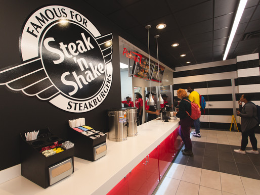 Steak N Shake Grand Opening at NSU