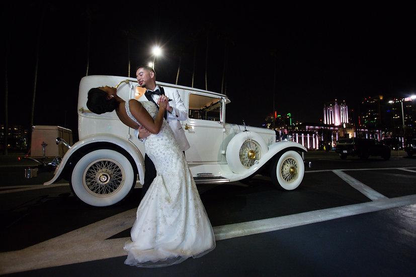 Iris Wedding Photo Collection 6 Hours