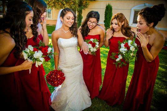 Hesperia Bridal Party