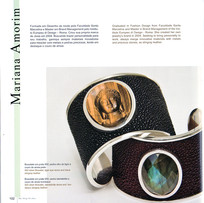 Marian Amorim - Blue Violet