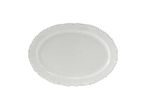 "Charleston Oval Platter 9"""