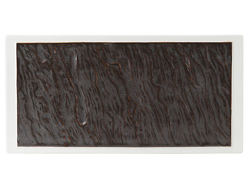Kona Rectangular Plate 16""