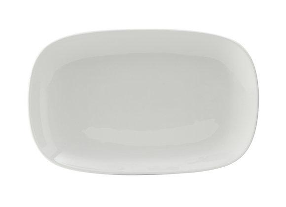 "Rectangles Rectangular Platter 12-3/4"""