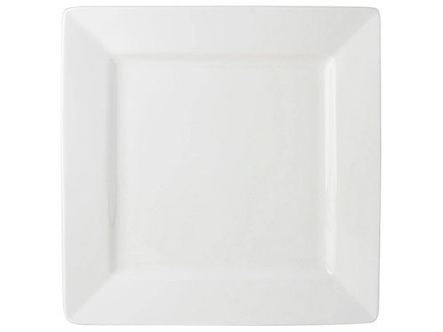 """Napa Square Plate 12-1/8"""""""