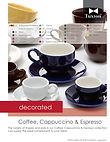 Decorated Coffee, Cappuccino & Espresso