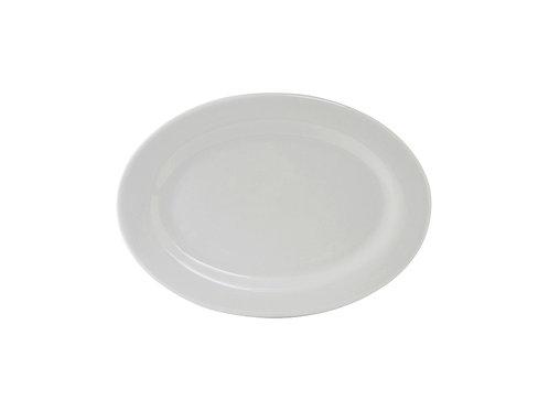 """Alaska Oval Platter 8-1/4"""""""
