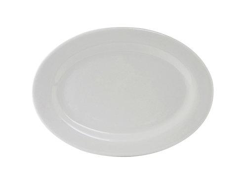 """Alaska Oval Platter 11-3/4"""""""