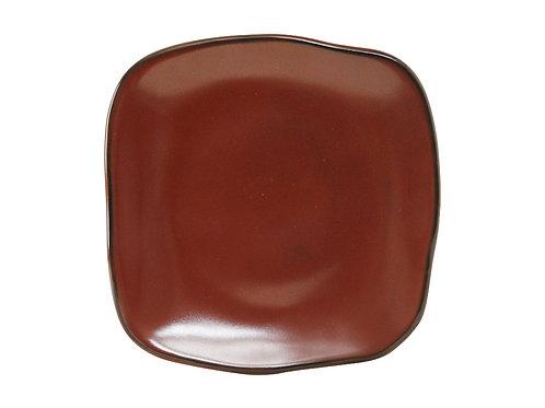 """Artisan Square Plate 9"""""""