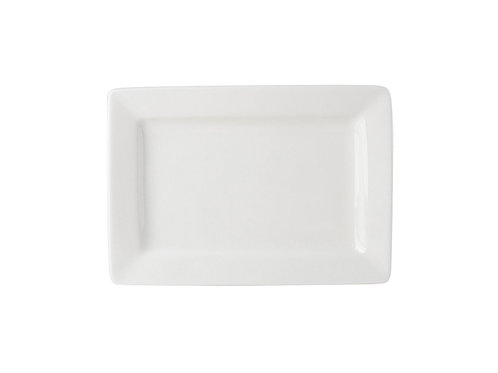Napa Rectangular Plate 8""