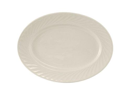 "Meridian Oval Platter 11-5/8"""