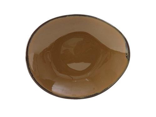 "Artisan Ellipse Plate 10"""