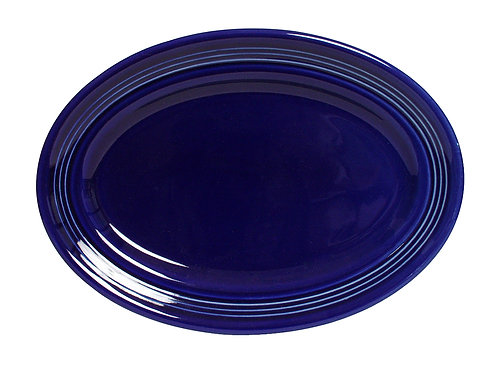 "Concentrix Oval Platter 13-3/4"""