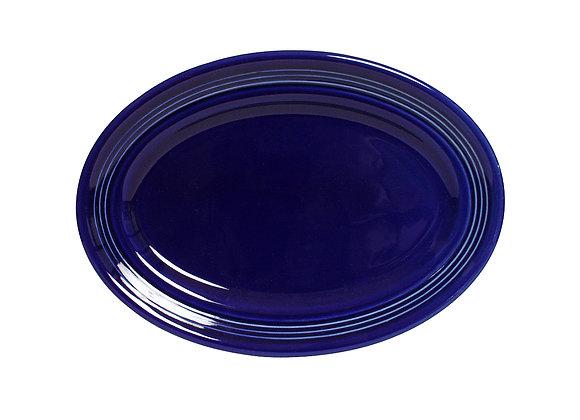 "Concentrix Oval Platter 11-1/2"""