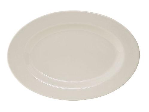 "Reno Oval Platter 15-1/8"""