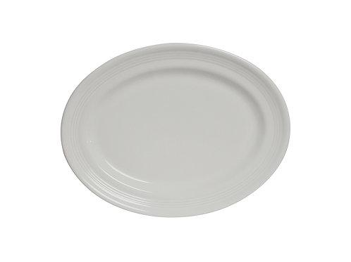 "Concentrix Oval Platter 9-3/4"""