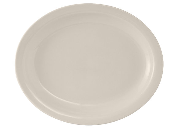 "Nevada Oval Platter 13-1/4"""