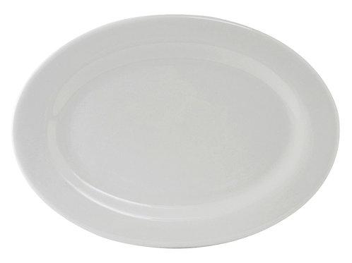 """Alaska Oval Platter 18"""""""