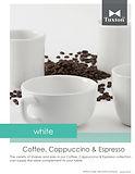 White Coffee, Cappuccino & Espresso