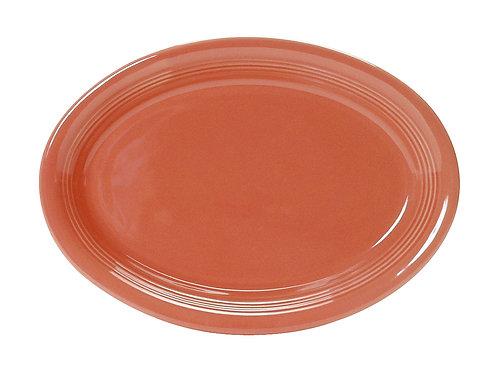 "Concentrix Oval Platter 13-1/2"""
