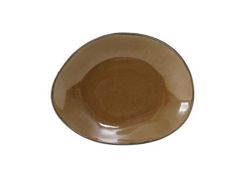 "Artisan Ellipse Plate 8-3/8"""