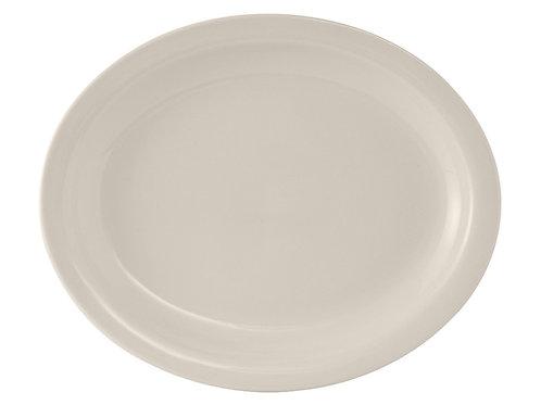 "Nevada Oval Platter 13-3/4"""