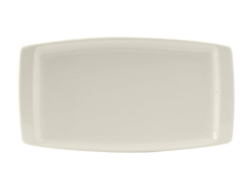 Napa Rectangular Plate 13-3/4""