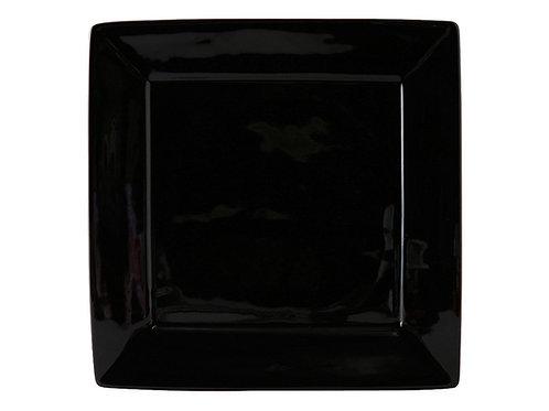 "Squares Square Plate 10-1/8"""