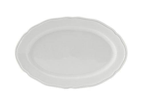 "Charleston Oval Platter 12-1/2"""
