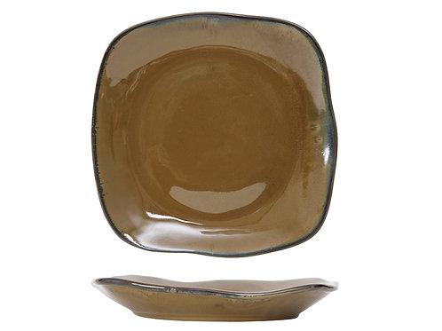 Artisan Square Pasta Plate 21oz