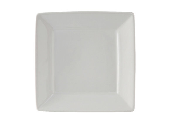 "Squares Square Plate 8-1/2"""