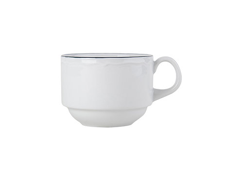Charleston Blue Band Stackable Cup 8oz