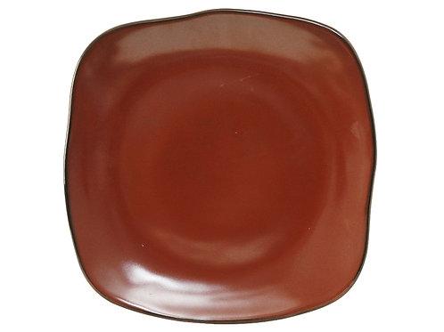 """Artisan Square Plate 11"""""""