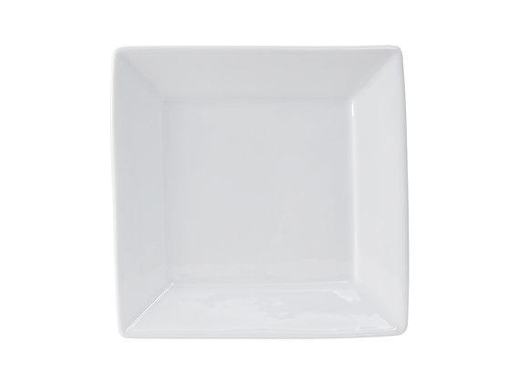 "Santorini Square Plate 8-1/2"""