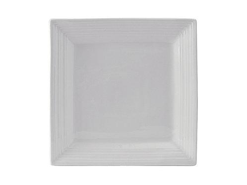 """Pacifica Square Plate 8-1/2"""""""