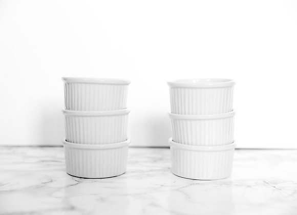 Creme Brulee & Souffles Souffle Fluted 10oz