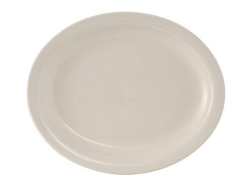 "Nevada Oval Platter 12-1/2"""