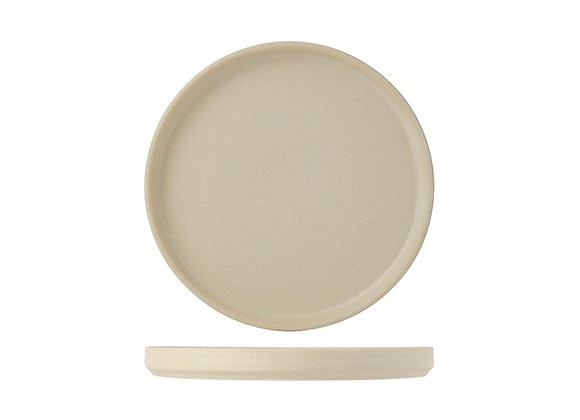 """Zion Plate Straight Side 6-1/2"""""""