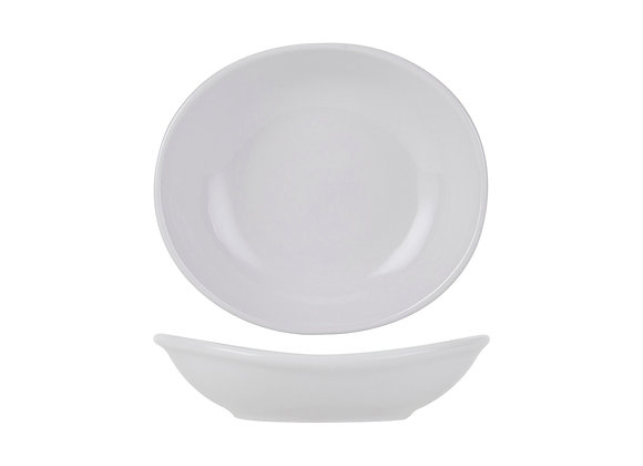 Salad & Pasta Bowls Oval Bowl 10-1/2oz