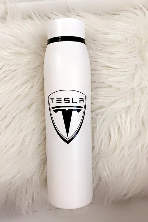 Custom Tesla Water Bottle