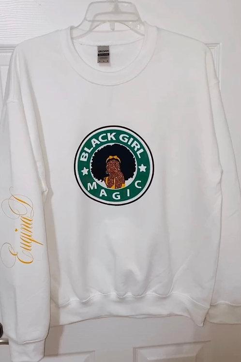 Black Girl Magic Sweater