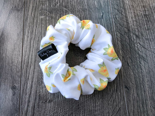 Scrunchie - Sunset Rose