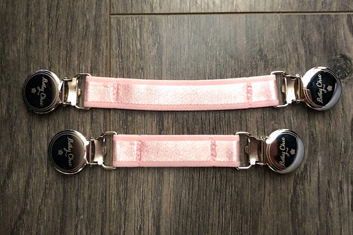 Cinch Elastic Belts - Pink