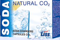 Liss Soda chargers
