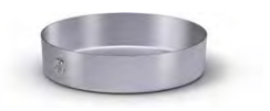 7052 Cake mould with ring