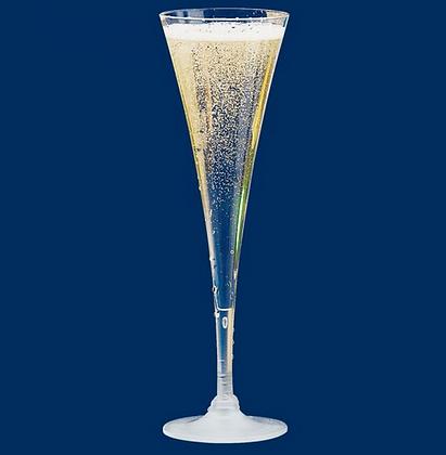 Champagner Glass 0,1l PC