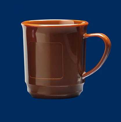mulled wine cup 0,2l brown