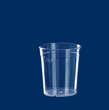 Multi-Purpose Cup clear 0.2lt