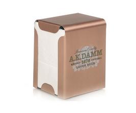 Brass AK Damm napkin box